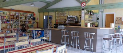 SNACK-BAR LE MARTINET ROUGE