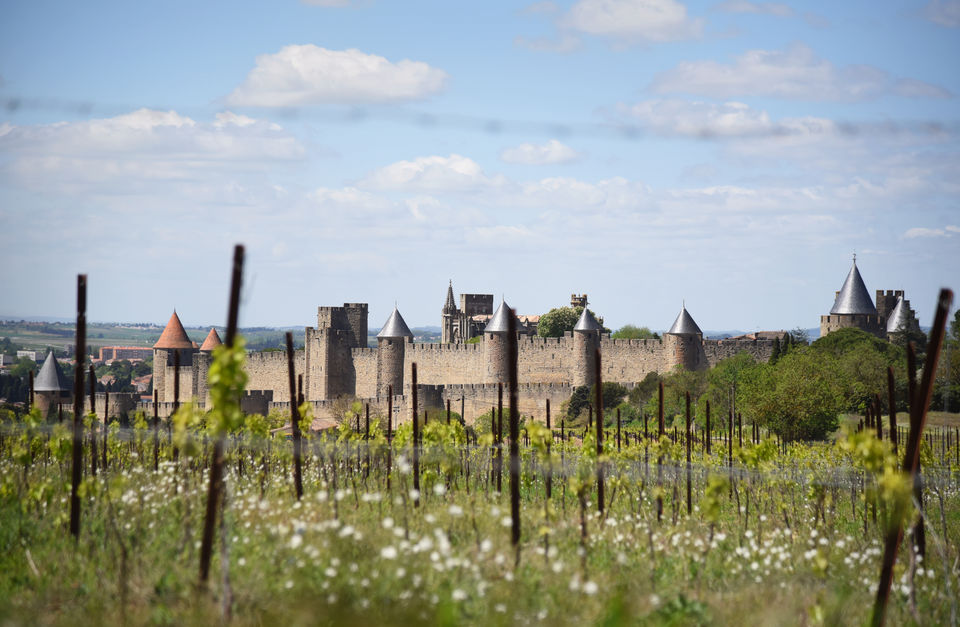 Carcassonne ©Office de Tourisme Grand Carcassonne